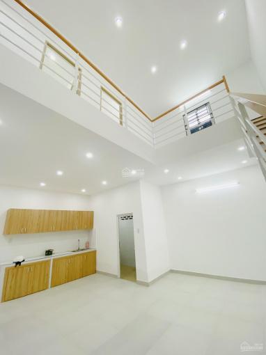 Nhà mới trệt lửng, thiết kế hiện đại ảnh 0