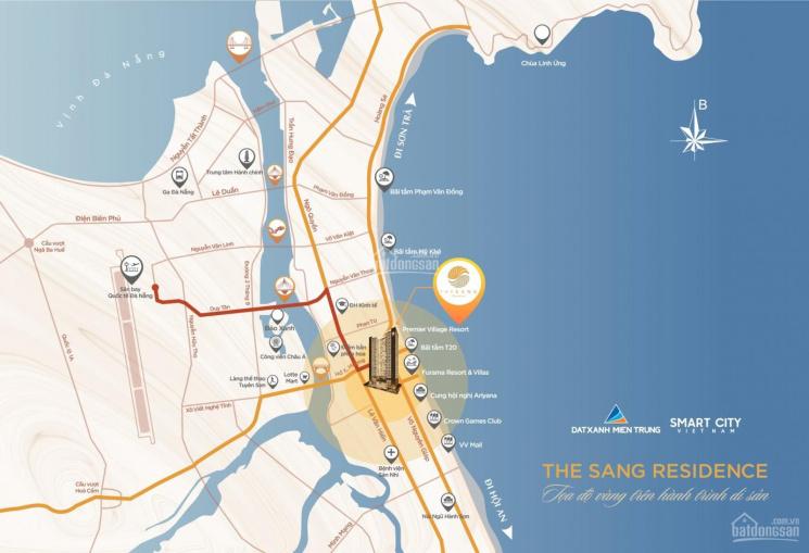 Thị trường chào đón căn hộ cao cấp - ngay tại bãi biển Mỹ Khê, Tp. Đà Nẵng - Sổ hồng lâu dài