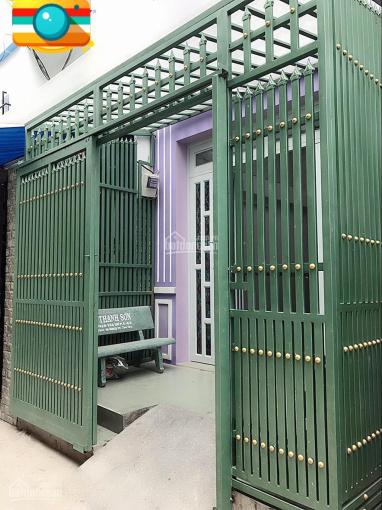 Bán nhà hẻm thông đường Phú Thọ 5PN 5WC 65m2 Q11 ảnh 0