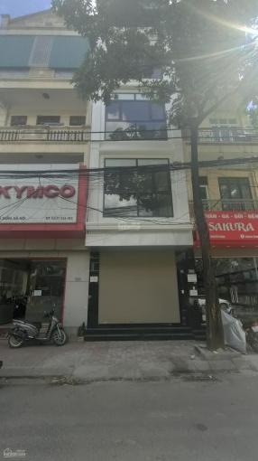 Cho thuê nhà mặt phố đường Nguyễn Tuân. DT 50m2*5tầng, MT 4,5m nhà đẹp kinh doanh tốt, giá 37tr/th ảnh 0