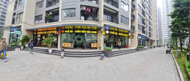 Chính chủ cho thuê shophouse chân đế, vị trí đẹp, giá tốt, 130m2 tại Vinhomes Smart City ảnh 0