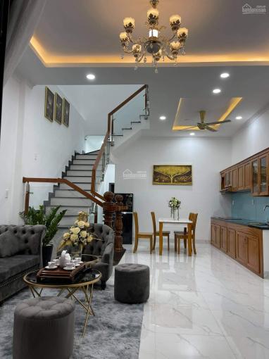 Bán nhà 1 trệt 1 lầu ở nhánh hẻm 385 ở Phú Hòa, nhà full nội thất ảnh 0