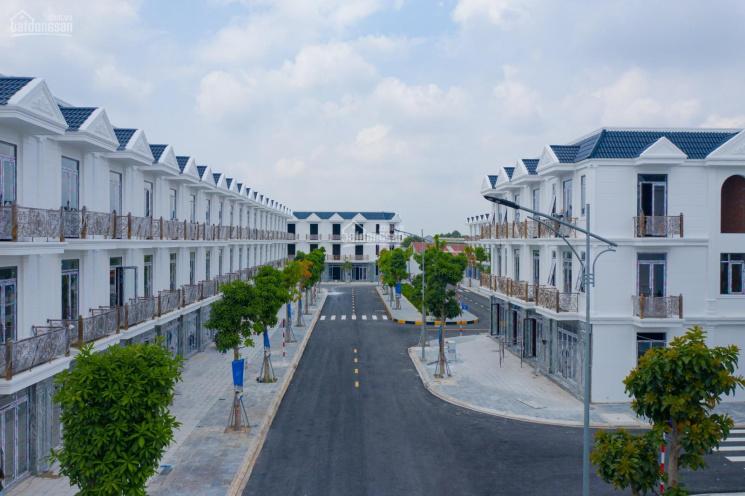 Bảng giá CĐT nhà phố Cité D'Amour nhà phố Đông Hưng Dĩ An, chiết khấu đến 9%. Liên hệ 0931 828 143 ảnh 0