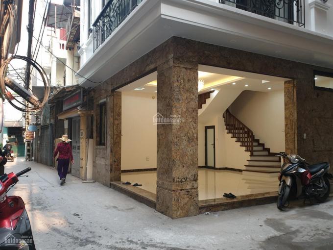 Ngõ thông kinh doanh, lô góc đường rộng 4m, phố Võng Thị, Trích Sài, cạnh Hồ Tây, 37m2, 5 tầng ảnh 0