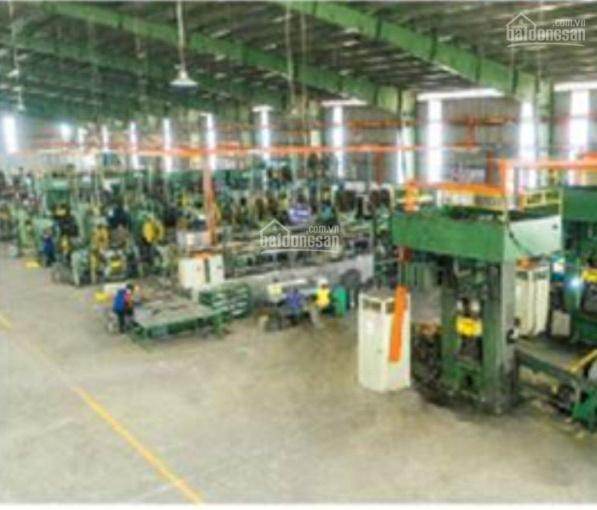 Cho thuê nhà xưởng 6600m2, trong KCN Giang Điền, Trảng Bom ảnh 0