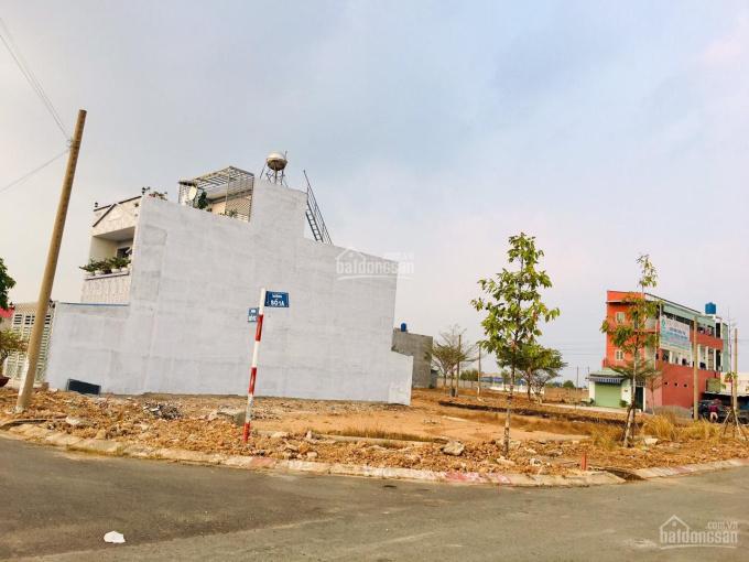 Bán lô góc 2 mặt tiền khu dân cư Tân Đô, Hương Sen Garden, Đất Nam Luxury và 1 số lô đất khác ảnh 0
