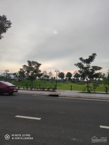 Đất biệt thự đối diện công viên và tòa nhà TT thương mại 8 tầng, DT: 16x25m, giá 10 tỷ (SH) ảnh 0