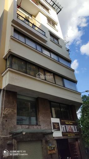 Bán Penthouse 8 tầng Cầu Giấy, khu phân lô, lô góc 2 mặt oto tránh, 93m2, 23 tỷ có thương lượng ảnh 0