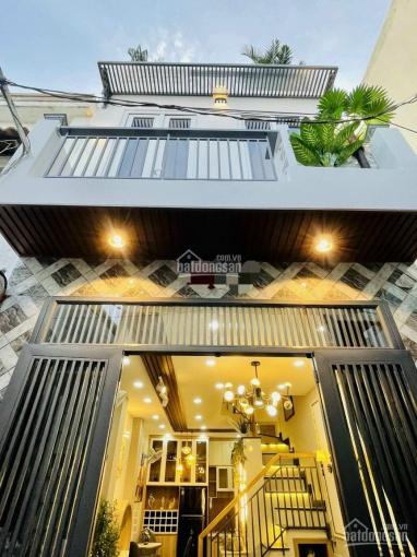 Bán nhà đẹp full nội thất 2 lầu có sân thượng Đường Số 1, P16 ảnh 0
