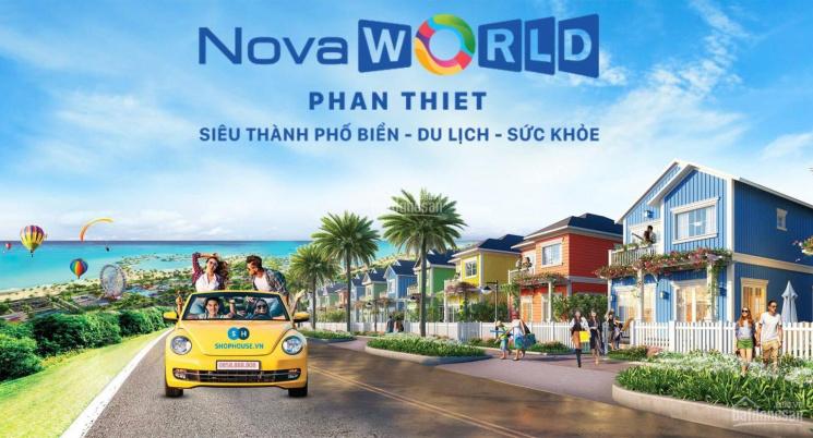 Shophouse Novaworld Phan Thiết đầu tư chỉ 1.2 tỷ, đầu tư siêu lợi nhuận, cam kết thuê 6.6 tỷ/ 5 năm ảnh 0