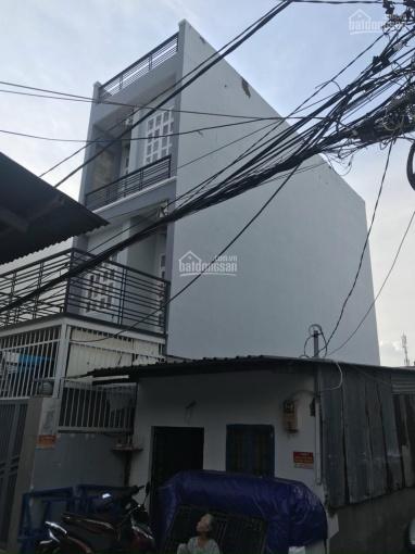 Nhà Huỳnh Tấn Phát, 72m2, 4 tầng, chỉ 4,8 tỷ có thương lượng ảnh 0