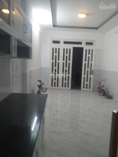 Cho thuê nhà 1 trệt 2 lầu sân thượng 3PN, 3toilet ấp 2 đường Tân Liêm Bình Chánh giá 5.5 triệu/th ảnh 0