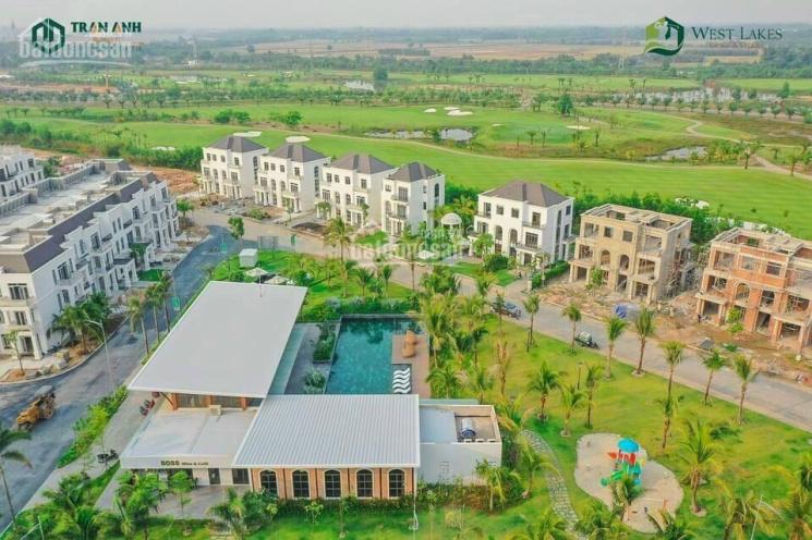 Biệt thự nghỉ dưỡng sân golf & village, view hồ 200m2, giá 3.2 tỷ trả trước 800 triệu nhận nhà ngay ảnh 0