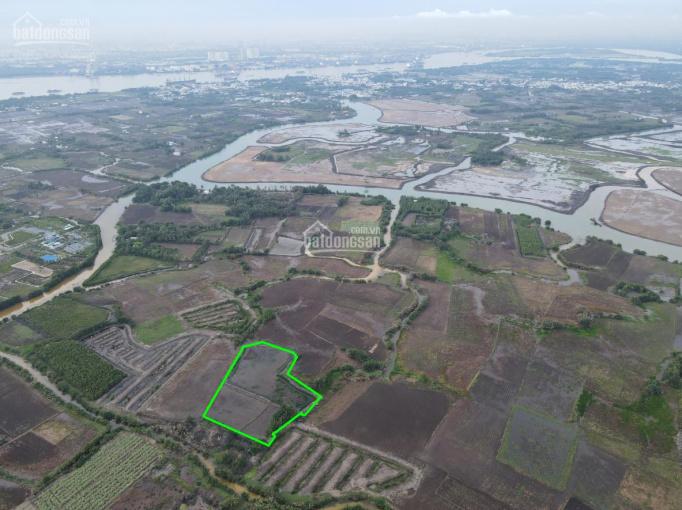 Ra nhanh lô đất siêu phẩm mặt tiền đường cầu Cát Lái, giá đầu tư, diện tích 7688m2 ảnh 0