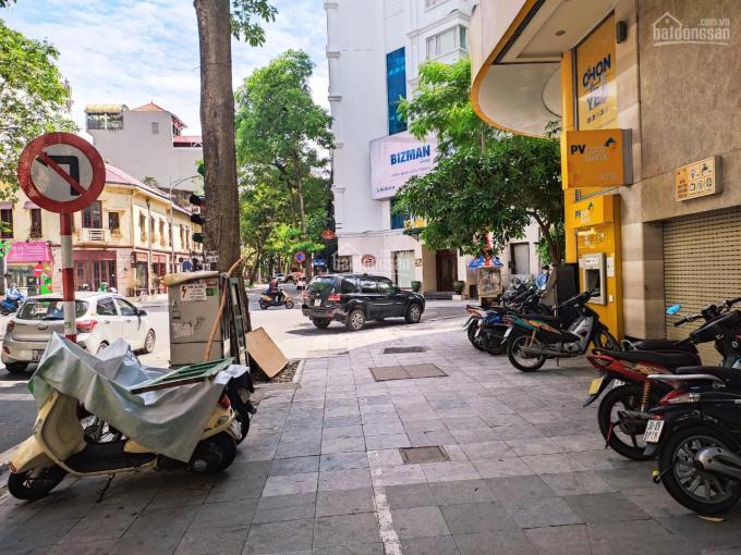 Mặt phố Nguyễn Thái Học - Quận Ba Đình - diện tích 142m2 - mặt tiền 8m - vỉa hè - giá 65.9 tỷ ảnh 0
