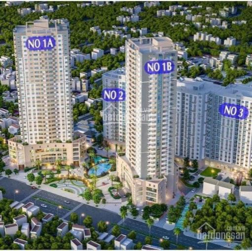 Cần bán căn chung cư hai ngủ mặt đường Tân Mai diện tích 77,1 m2 ảnh 0