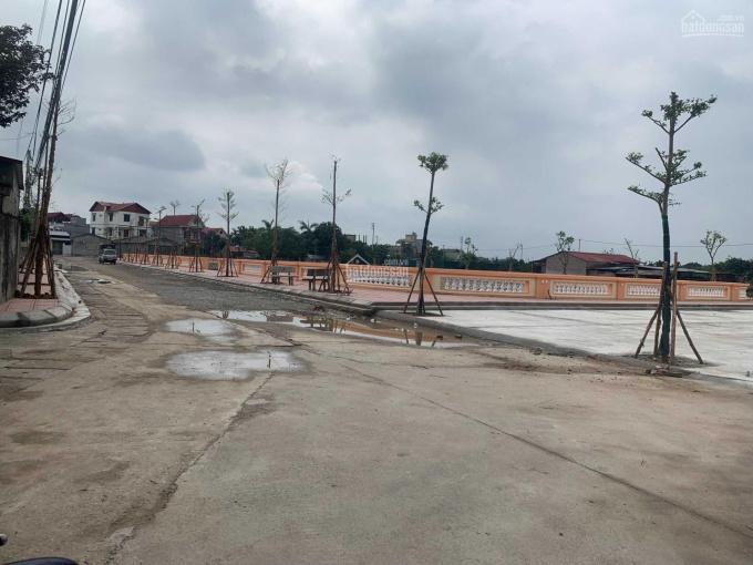 Bán đất tại thôn Đoài - Nam Hồng, gần hồ điều hòa ảnh 0