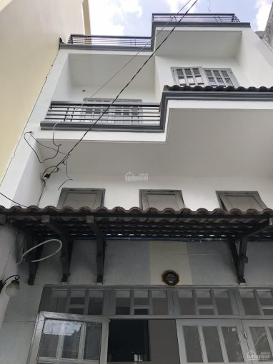 Cần bán nhà chính chủ đường Nguyễn Sơn, Tân Phú hẻm xe hơi (nhà 2 mặt tiền hẻm) ảnh 0