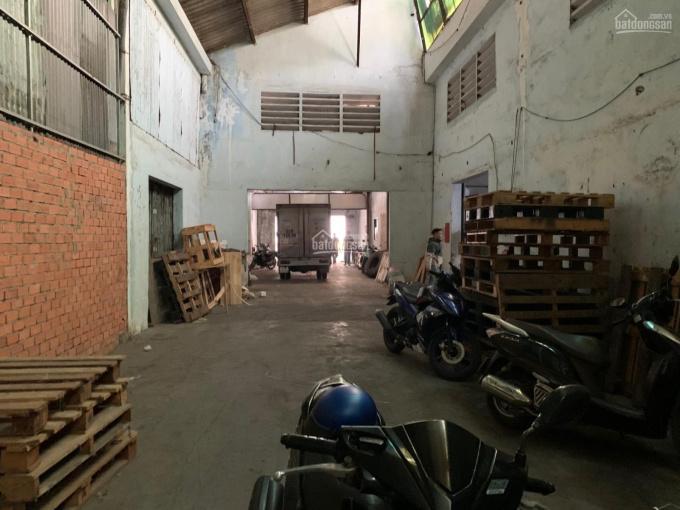 Cho thuê 300m2 kho mặt tiền đường Nơ Trang Long, Bình Thạnh. Giá 24 triệu/tháng ảnh 0