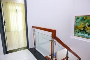 Nhà mặt tiền kinh doanh 2 lầu mái Thái phường Hiệp An, TP Thủ Dầu Một ảnh 0