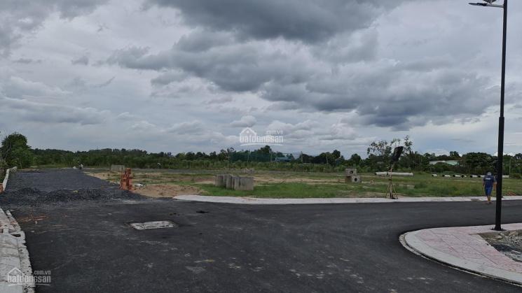 Đất mặt tiền Hoàng Phan Thái, huyện Bình Chánh, chính chủ sổ hồng riêng ảnh 0