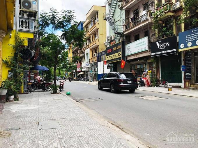 Hiếm chỉ hơn 17 tỷ MP Chùa Láng siêu kinh doanh building VP cho thuê, vỉa hè ô tô. LH: 0984285667 ảnh 0