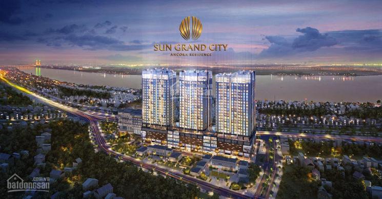 Bán CH tầng cao 98,5 m2 Sun Ancora Lương Yên full nội thất giá 6 tỷ 800 (có fix) LH: 0395042733 ảnh 0