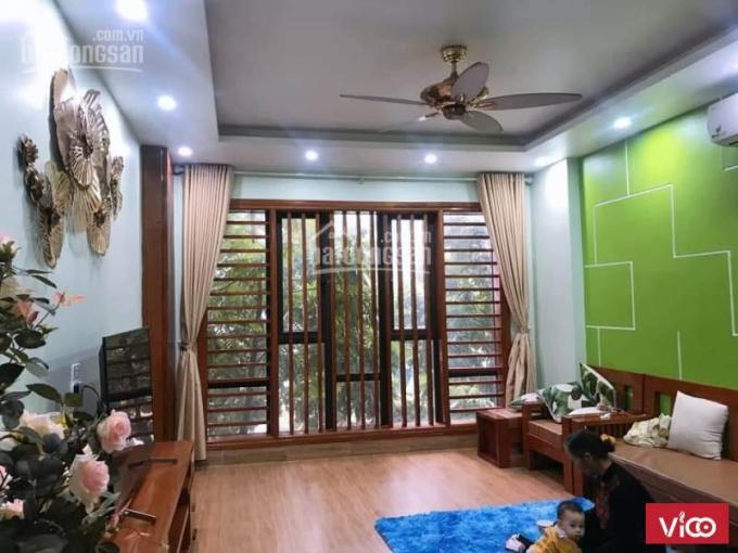 Cho thuê nhà ngõ 29 Dịch Vọng, Cầu Giấy 55m2 x 5T nhà đủ đồ ở hộ gia đình, bán hàng online ảnh 0