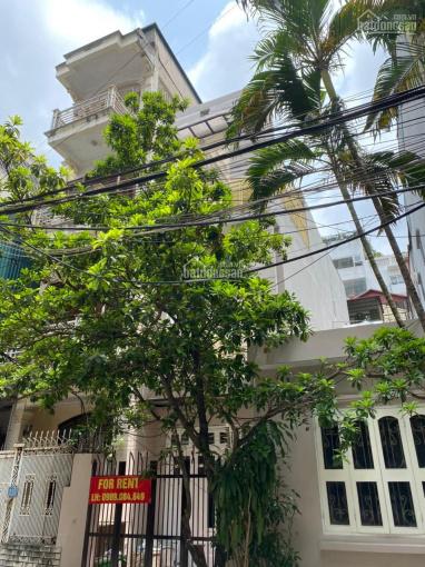 Cho thuê nhà mặt ngõ Kim Mã, Ba Đình, DT 83m2, 3 tầng, MT 7m giá 17tr/th. Liên hệ 0968.810.861 ảnh 0