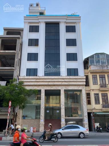 Tòa nhà mặt phố Tây Hồ - 200m2 x 11 tầng x 13m mặt tiền - Ngân hàng, văn phòng view hồ ảnh 0