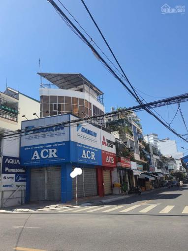Lô góc 2 mặt tiền cho thuê trung tâm thành phố Nha Trang. LH: 0775563838 ảnh 0