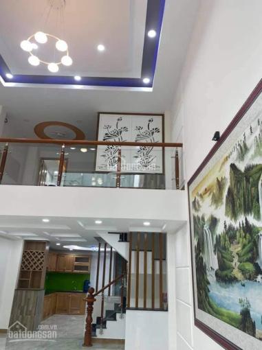 Bán nhà HXH, đường Nguyễn Thượng Hiền, P. 5, DT 70m2, nhà mới đẹp, xe hơi ngủ trong nhà, 11.9 tỷ TL ảnh 0
