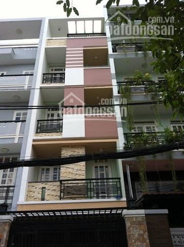 Cho thuê nhà MT Lê Hồng Phong, quận 10 (4.5x30m) trệt 4 lầu, ST, thang máy. Giá 80tr/th ảnh 0