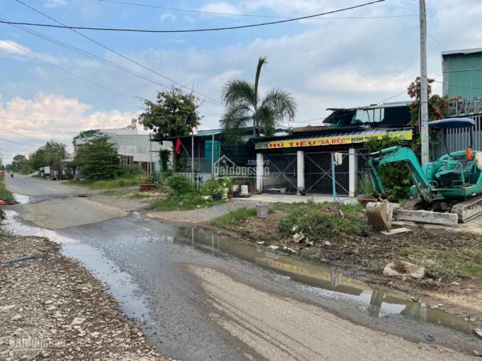Bán đất mặt tiền Nguyễn Bình - có nhà - làm kho - nhà trọ - MT thương mại giá đầu tư ảnh 0