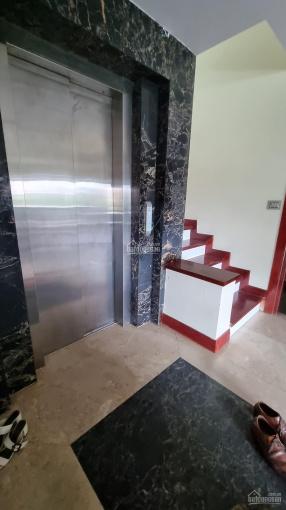 Bán nhà phố Nguyễn Khả Trạc, lô góc, thang máy. DT 93m2 * 8 tầng * MT 8m, giá 23 tỷ ảnh 0