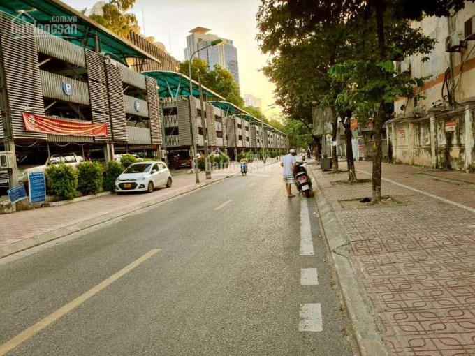 Chính chủ nhờ bán mặt phố Nguyễn Công Hoan, Ba Đình, 50m2, lô góc, vị trí cực đẹp, KD tốt, gần hồ ảnh 0