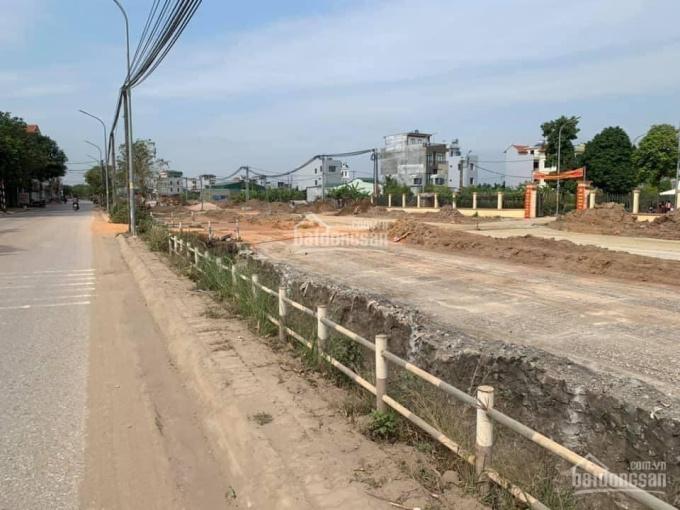 Bán đất dịch vụ Lại Yên, Hoài Đức, 62m2, giá 53.5 tr/m2 sát trục đường 40m, thông ra Vành đai 3.5 ảnh 0