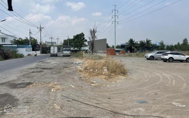 Bán đất 2768m2 mặt tiền đường Võ Văn Bích, Bình Mỹ ảnh 0
