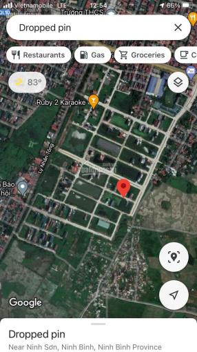 Bán đất khu đô thị Phong Sơn, TP. Ninh Bình ảnh 0