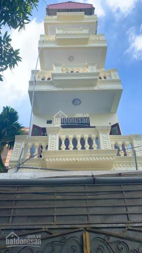 Bán nhà gấp khu vip Nguyễn Khánh Toàn, Cầu Giấy 51m2 5 tầng, gara ô tô, kinh doanh. Giá 6.9 tỷ ảnh 0