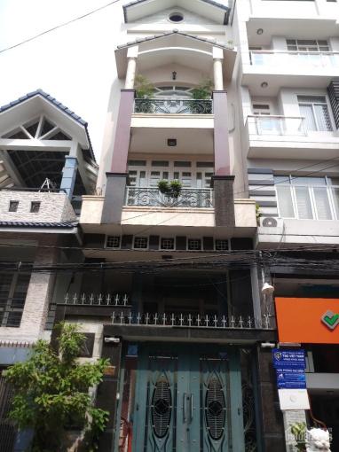 Bán nhà HXH 8m 80/ Ba Vân, thông Trường Chinh khu Bàu Cát. DT 5x17m, 2 lầu ST, chỉ 12.5 tỷ TL ảnh 0