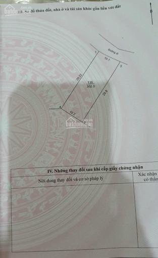 Đẹp lại hợp lý quá, tổng s 302m2 nằm ngay làn hai của đường 416, LH ngay 0384099 ảnh 0