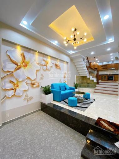 Bán nhà lệch tầng siêu đẹp, Đinh Bộ Lĩnh - Bình Thạnh, 45m2, 7 tỷ ảnh 0