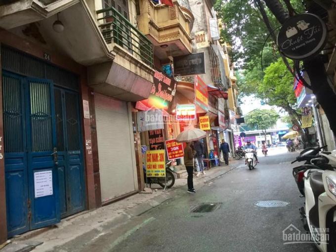 Bán nhà mặt phố Khương Thượng 5 tầng, siêu rẻ 3.65 tỷ - SĐCC ảnh 0