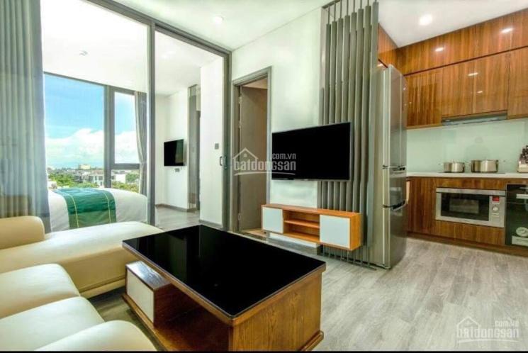 Bán căn hộ 7 tầng + 1 tum mặt tiền Trần Hưng Đạo full nội thất cao cấp ảnh 0