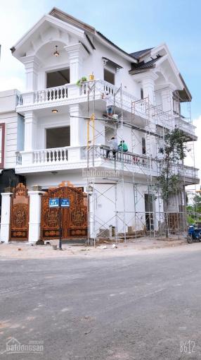 Căn nhà mới: Góc 2 mặt tiền đang hoàn thiện - khu Nam Long 2 - Cần Thơ ảnh 0