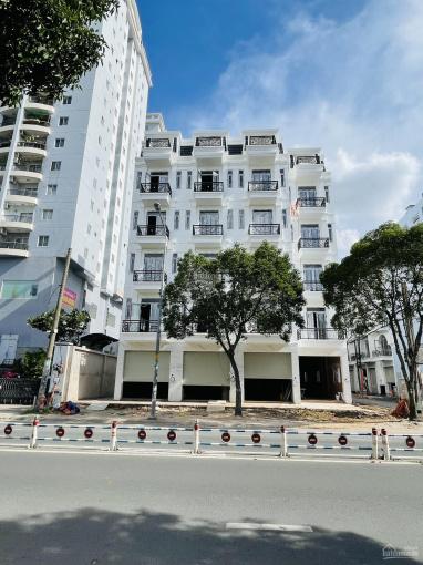 Mặt tiền đường Lũy Bán Bích, P Tân Thành, Q. Tân Phú, nhà 5 tấm, 4x20m, giá 17.5 tỷ. LH ngay chủ ảnh 0