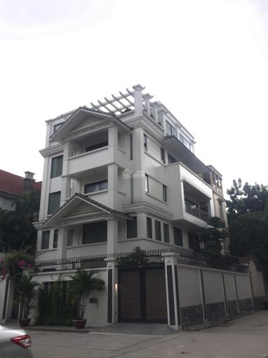 Cho thuê biệt thự khu 214 Nguyễn Xiển, đất 175m2 XD 80m2 * 4 tầng, lô giá 32 tr/th, LH 0363312651 ảnh 0