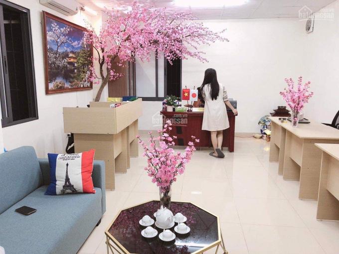 Văn phòng đẹp giá rẻ Ngã Tư Sở diện tích linh hoạt: 160m2, 120m2, 100m2 ảnh 0