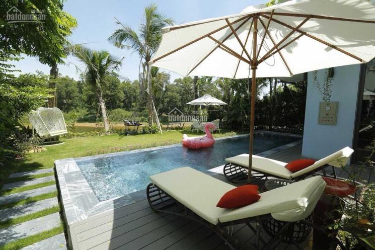 Cần bán biệt thự 2 tầng Flamingo Đại Lải Vĩnh Phúc 232m2 sổ đỏ lâu dài có bể bơi, 0966640004 ảnh 0